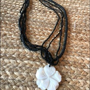Beautiful White Coral Necklace
